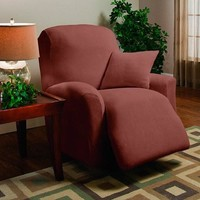 Stretch Microfleece Recliner Cover