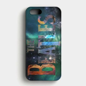 The Beatles Blackbird iPhone SE Case