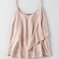 AEO Women's Don't Ask Why Flowy Tank
