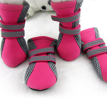 Dog/Cat Casual Walking Shoes
