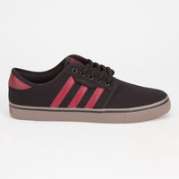 Adidas Seeley Mens Shoes Black/Khaki  In Sizes