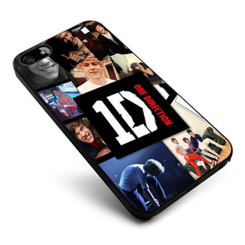 One direction logo iPhone 4s iphone 5 iphone 5s iphone 6 case