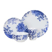 Bluebell 16-pc. Dinnerware Set