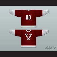 Vancouver Maroons 1921-26 Hockey Jersey Any Player or Number New