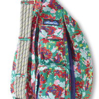 Kavu Rope Bag - Rose Garden