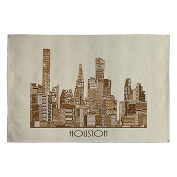 Brian Buckley Houston City Woven Rug