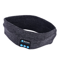 Knitted Wireless Bluetooth Sleep Headphones
