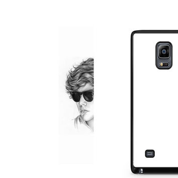 One Direction Harry Styles Art Pencil Note Edge Case