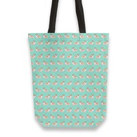 Welsh corgis dogs pattern Totebag by Savousepate from €25.00   miPic