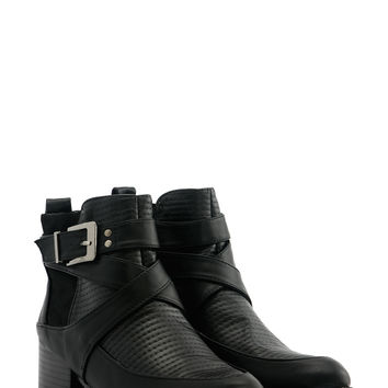 Julissa Leather Ankle Boot