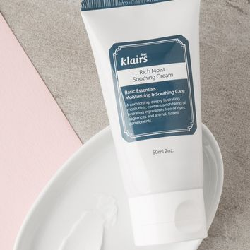 Rich Moist Soothing Cream For Dry Skin By Klairs – Soko Glam