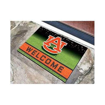 Auburn Tigers 3D Welcome 18x30 Door Mat