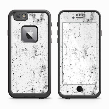 White Board With Vague Pencil Marks Skin for the Apple iPhone LifeProof Fre Case