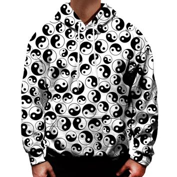 The Yin And The Yang Hoodie