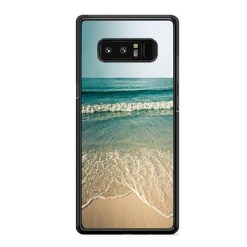 Beach Photography Vintage Samsung Galaxy S10 Case | Casefruits