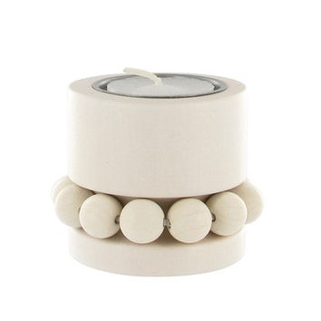 AARIKKA PRINSESSA TEA LIGHT WHITE
