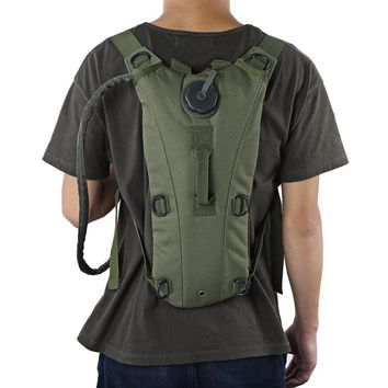 3L  MOLLE Hydration Backpack Water Bladder