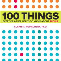100 Things Every Designer Needs to Know about People | IndieBound.org