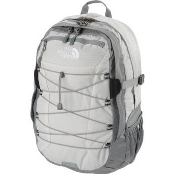 The North Face Borealis Backpack Womens (Vaporous Grey Rip Stop)