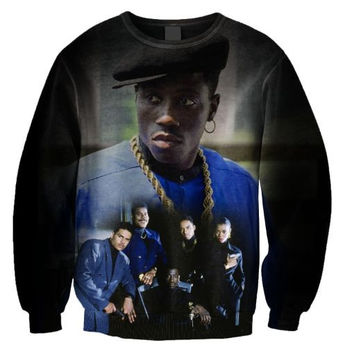 NINO BROWN CREWNECK