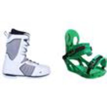 Ride Orion Boots w/ K2 Indy Bindings