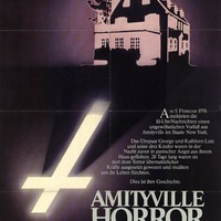 The Amityville Horror (German) 11x17 Movie Poster (1979)