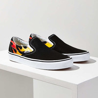 Vans Flame Classic Slip-On Sneaker | Urban Outfitters