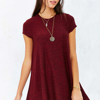 Silence + Noise Tina Trapeze Tee Dress - Urban Outfitters