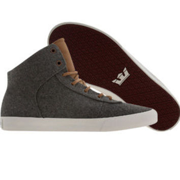 Supra Cuttler NS (grey / brown / white) Shoes S35046 | PickYourShoes.com