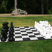 NEW Giant Chess Mat