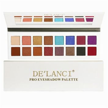 Pro Eye Shadow Palette Makeup
