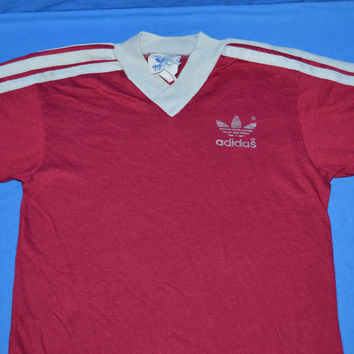 Shop adidas trefoil shirt on wanelo for Adidas ringer t shirt