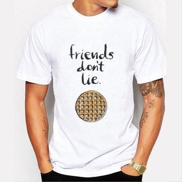 Day-First™ Stranger Things Waffle T-Shirt