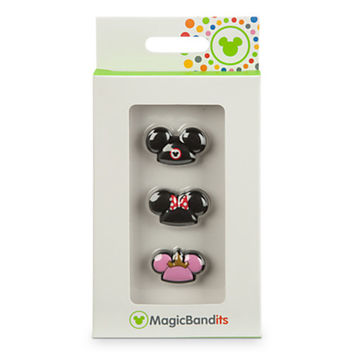 Disney Parks Mouseketeer Ear Hat MagicBandits Set Magic Band New