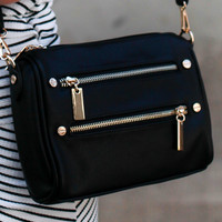 Lolly Purse Black