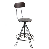 INDUSTRIAL SWIVEL STOOLS