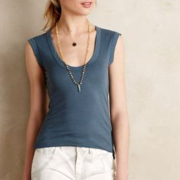 Dipped Scoop Tank by Velvet by Graham and Spencer