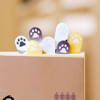 Kitty Paw Index Sticky Note