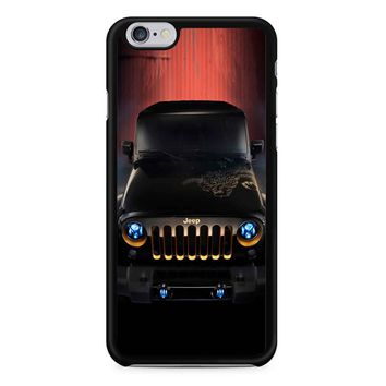 Jeep Wrangler iPhone 6/6S Case
