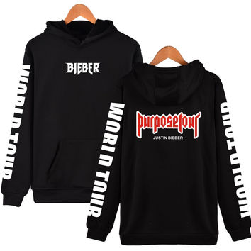 mens hoodies and sweatshirts hip hop Justin bieber clothes cool and fashion style hoodie harajuku sweatshirt plus size 4XL