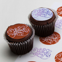Ticings Thank You Icing Toppers, 15-Count - World Market