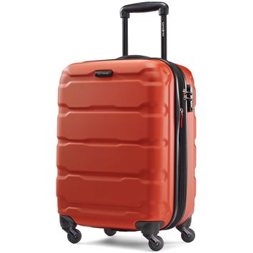Samsonite Omni Hardside Luggage 20 Spinner - Burnt Orange (68308-1156)