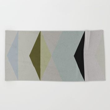 The Nordic Way XII Beach Towel by Metron