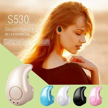Top Seller - Mini Bluetooth Earphone - For Android and iPhones
