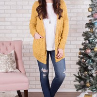 Cute and Cozy Cardigan - Multiple Options