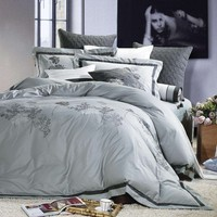 Meander Duvet Set by Daniadown - Meander - Cotton - 250
