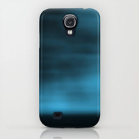 Blue Blurred Sky Phone Case, Abstract Photography, iPhone5 Case, iPhone 5, iPhone 5C/5S, iPhone 4/4S, Samsung Galaxy S4, Cobalt Photo Case