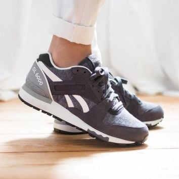 Reebok GL 6000 Jersey (Grey / Grey / Chalk / Black)