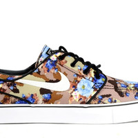 Nike Zoom Stefan Janoski Digi Floral Photo Blue