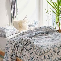 Plum & Bow Taza Moroccan Duvet Cover